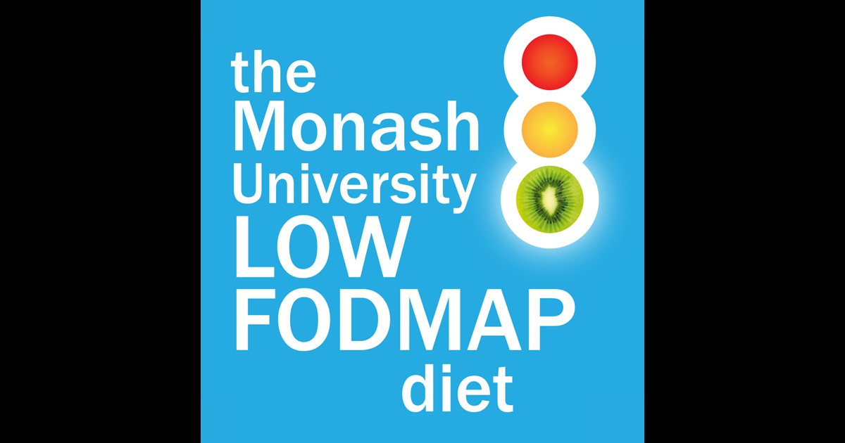 The Monash University Low Fodmap Diet On The App Store