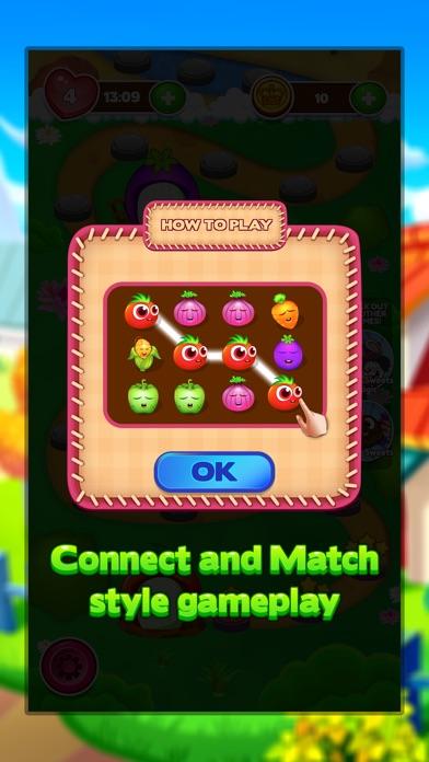 Farm Cropsies Splash - Match 3 Screenshot