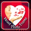 Latest Heart Picture Frames & Photo Editor virginmarysacred heart picture