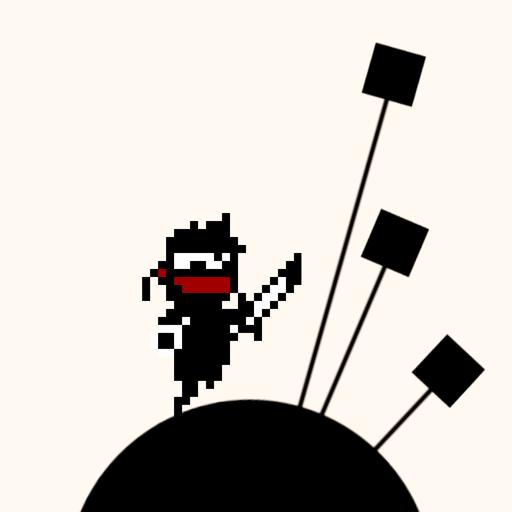 Super Ninja Square Attack
