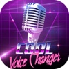 Cool Voice Changer Ringtone Maker - Best Sound Modifier and Audio Recorder with Effects icon