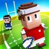 Blocky Rugby - Endless Arcade Runner