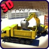 Excavator Simulator 3D - Drive Heavy Construction Crane A real parking simulation game