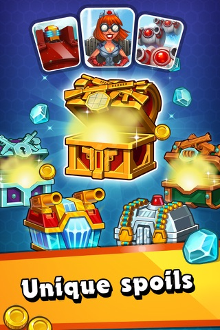 Jungle Clash screenshot 4