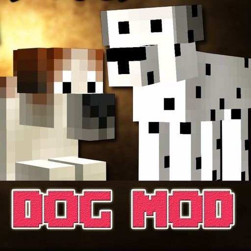 DOG MODS - Pet Dogs & Puppy Mod Free Guide for Minecraft PC Edition iOS App