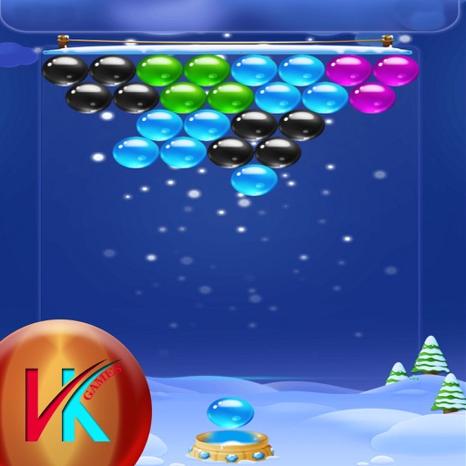 Match The Bubble - Ice Bubble World iOS App