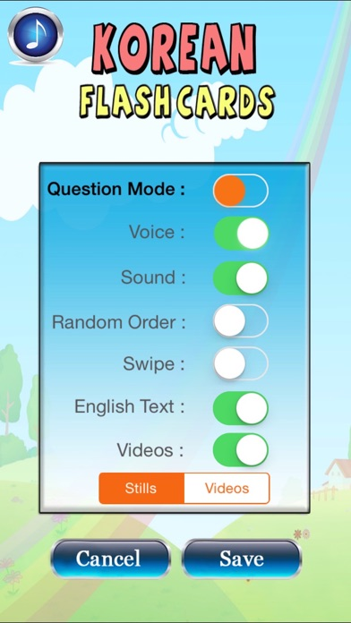 Learn Korean with Korean Language Flash Cards - Apps on ...