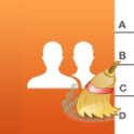 Cleaner – Remove Duplicate Contacts Clean Master for iCloud Gmail Outlook & Yahoo contacts icon