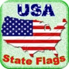 Master USA State Flags HD