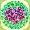 Color Blind-Test Eye