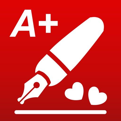 A+ Signature - The photo annotator
