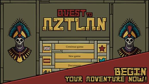 Quest to Aztlan Screenshot