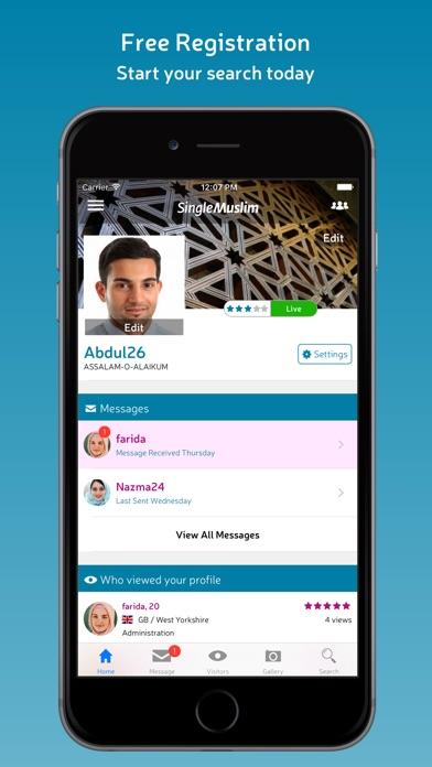 download SingleMuslim appstore review