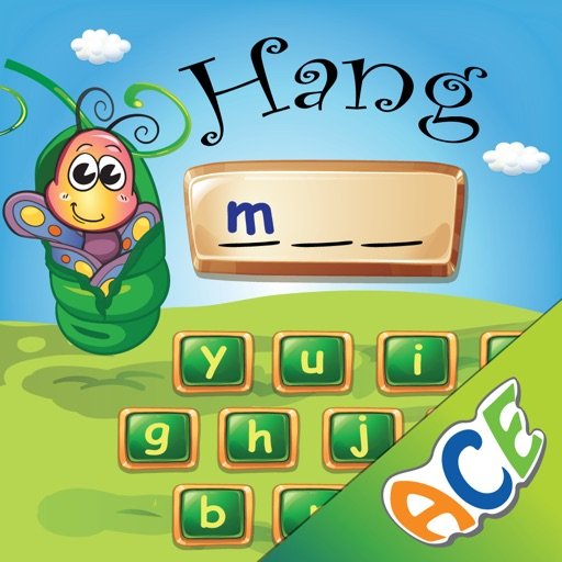 Spelling Bug Hangman - Word Game for kids to learn spelling with phonics