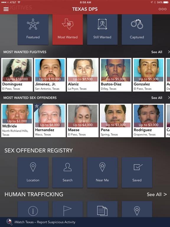 Texas dps sex offender registry pic 93