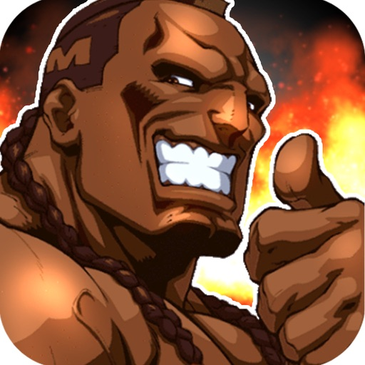 FengLong's Irate Warrior Fighter iOS App