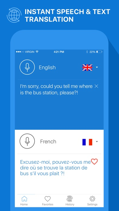 download Live Translator - Speech and Text Translation appstore review