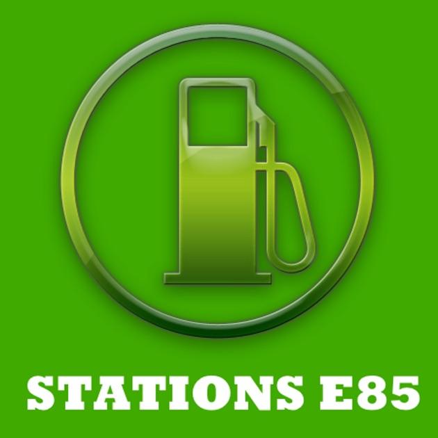 stations e85 dans l app store. Black Bedroom Furniture Sets. Home Design Ideas