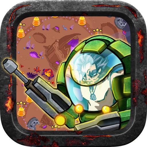 Robot Battlefield iOS App