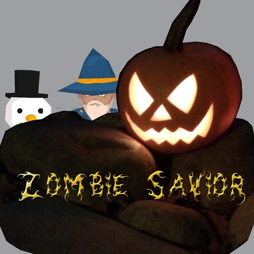 Zombie Savior Trilogy iOS App