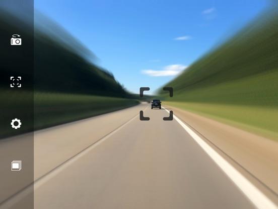Bluristic - Pan & Track Screenshots
