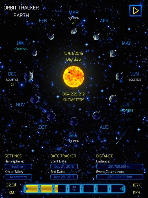 Orbit Tracker Earth On The App Store - Orbit tracker
