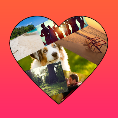 Photo Shaper app review: create a collage in any shape you want