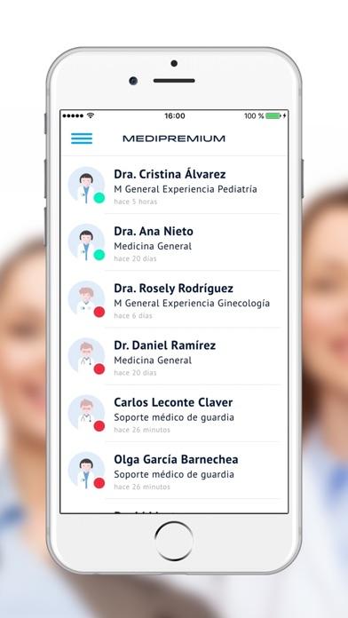 download Chat Médico de Medipremium apps 3
