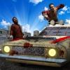 Crazy Zombies Car Wars 3D - Zombie Roadkill & Apocalypse Game zombie road trip