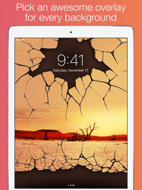 Screenshot #3 for Lock Screens - Free Wallpapers & Background Themes