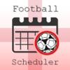 スケジューラーと英語のサッカー