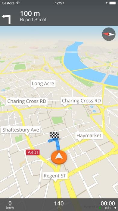 Screenshot of Bremerhaven Mappa Offline e Guida Turistica5