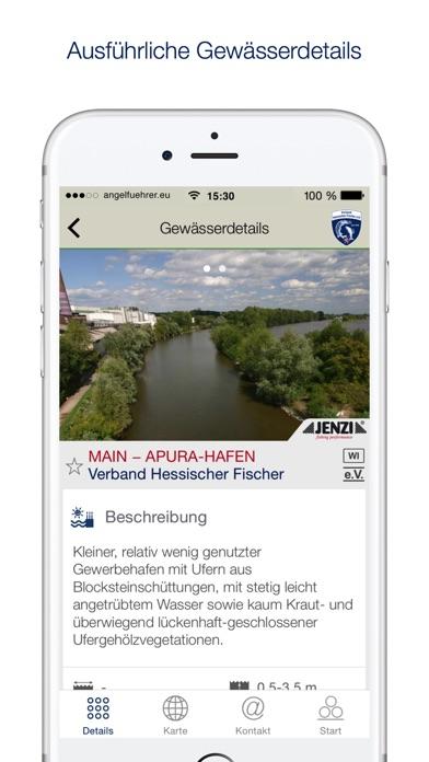 Angelführer Hessen screenshot three