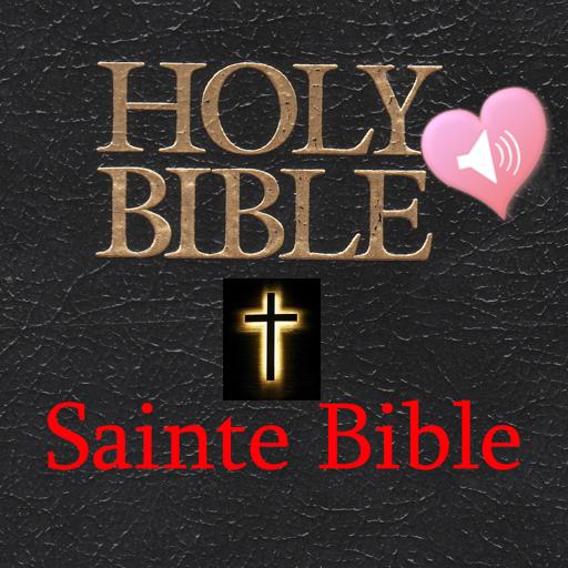 Sainte Bible livre audio en français et en anglais