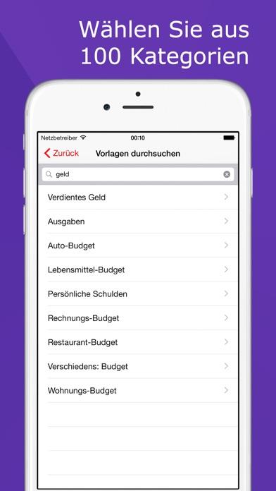 Beste Geld Tracker Vorlage Fotos - Beispiel Wiederaufnahme Vorlagen ...