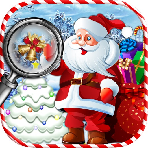Winter 2016 Hidden Objects : Christmas Puzzle Game iOS App