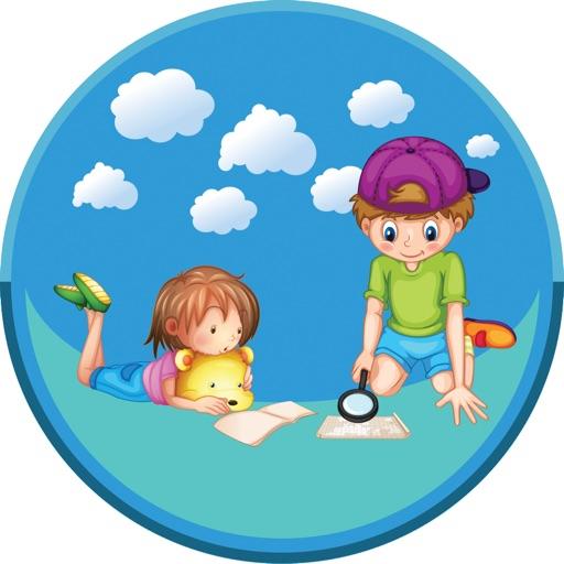Ein Memory Spiel für Kinder iOS App