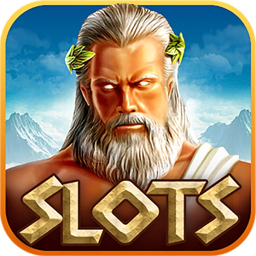 Amazing Casino Slots: Spin Slot Of Zues Machine iOS App