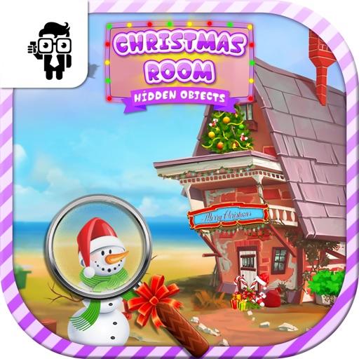 Christmas Room Hidden Objects iOS App
