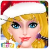 Christmas Makeover girl