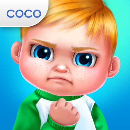 Baby Boss - Care, Dress Up and... app for ipad