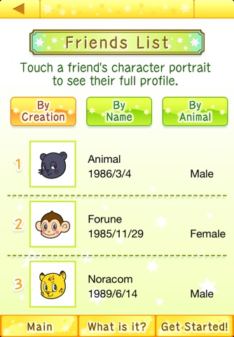 DOUBUTSU URANAI®-Animal Fortune- screenshot 4