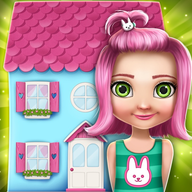 My doll house decoration game s design and create your Build your dream house app
