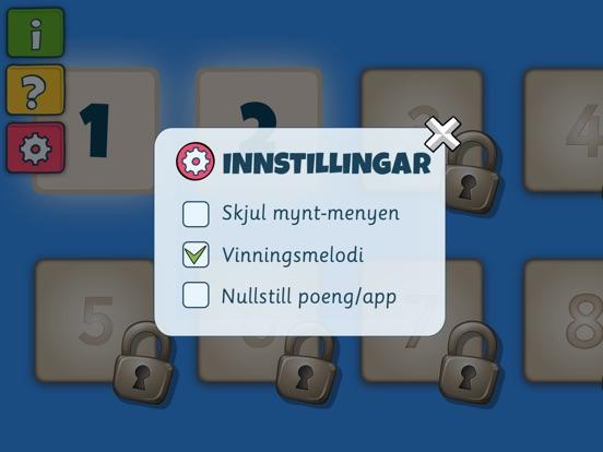 iPad-skjermbilde 4