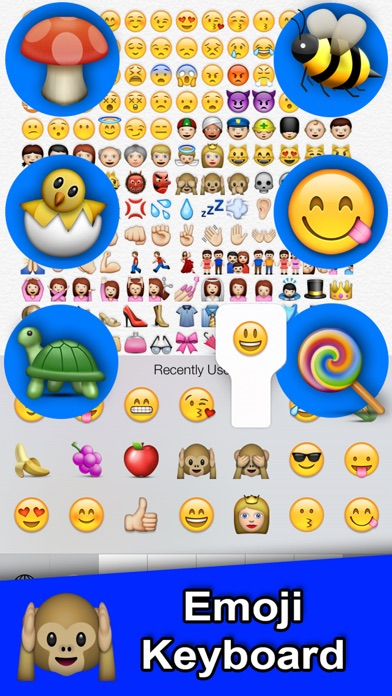 download Emoji 3 PRO - Color Messages - New Emojis Emojis Sticker for SMS, Facebook, Twitter apps 2