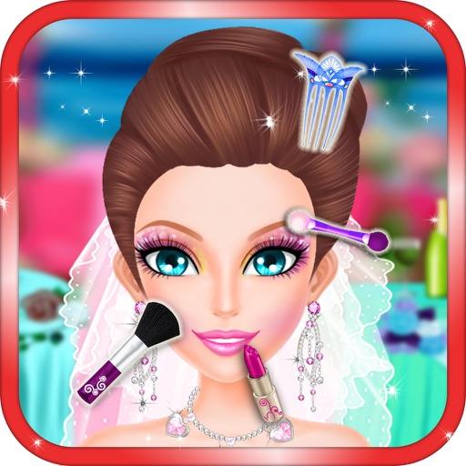 Wedding Makeover Spa Salon Fun iOS App