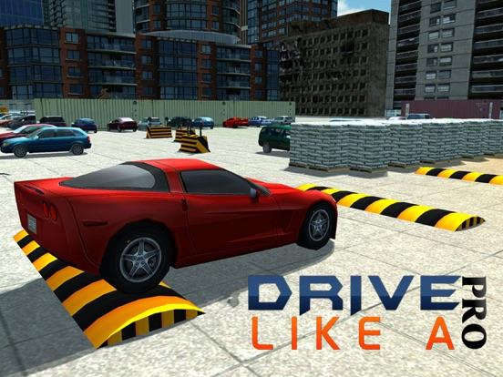 Автошкола 3D - Real Drivers испытания Ролевые игры на iPad