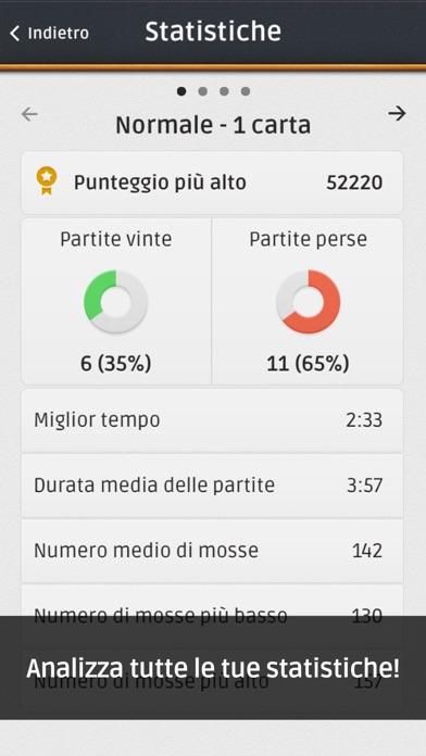 Screenshot of Solitario ∙3