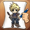 Learning To Draw Edition For Final Fantasy