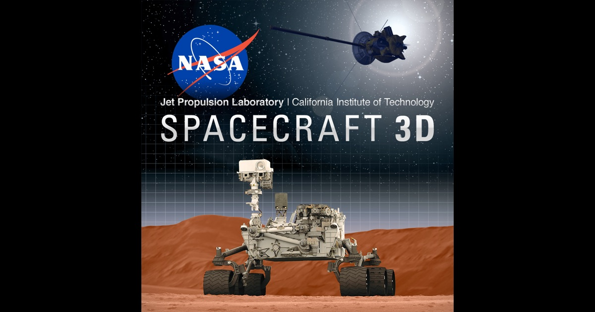Spacecraft 3D on the App Store